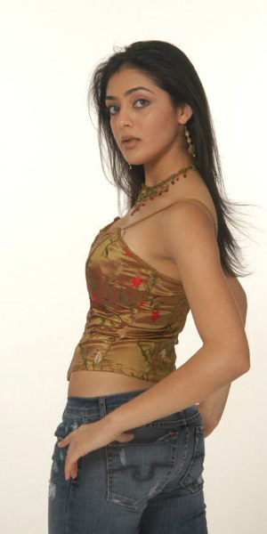 Parvathi Melton Photoshoot Hot Image
