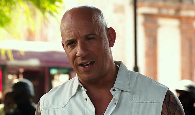 Vin Diesel XXX Return of Xander Cage Movie Stills  2