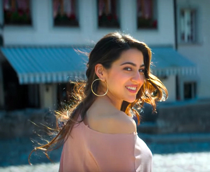 Sara Ali Khan Simmba Movie Photos  4