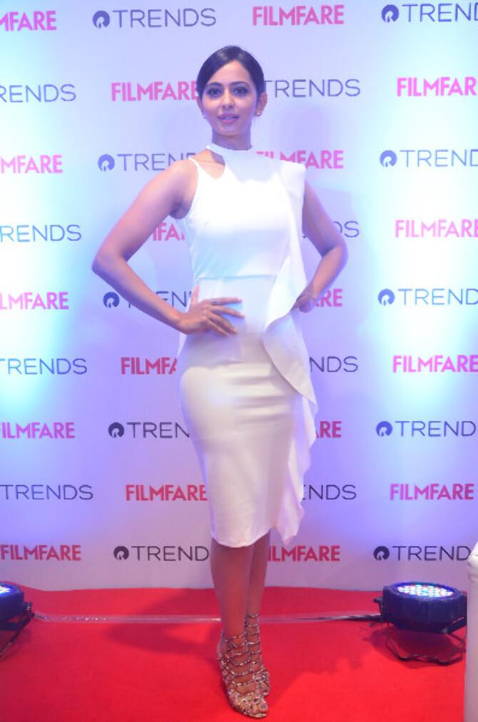Filmfare Meet and Greet with Rakul Preet Singh  19