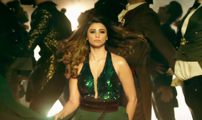 Daisy Shah Race 3 Movie Stills  41