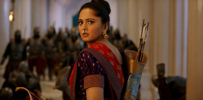 Anushka Shetty Bahubali 2 Movie Photos  7