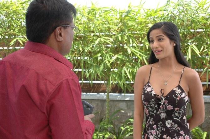 Poonam Pandey Movie 1st Schedule Completed  1