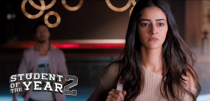 Ananya Panday Student Of The Year 2  3