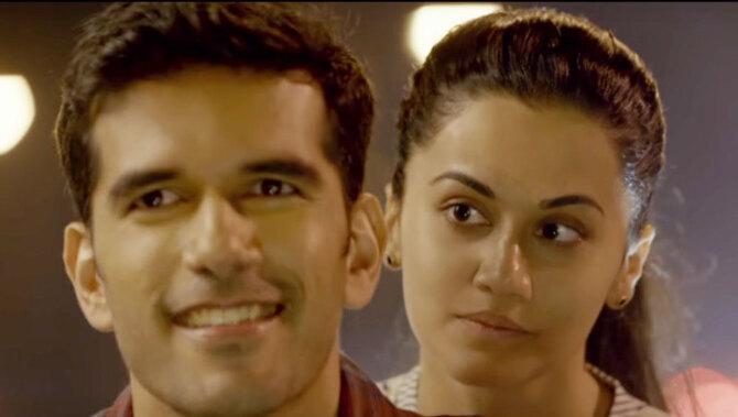 Taapsee Pannu  Taher Shabbir Mithaiwala Naam Shabana Movie Stills  13