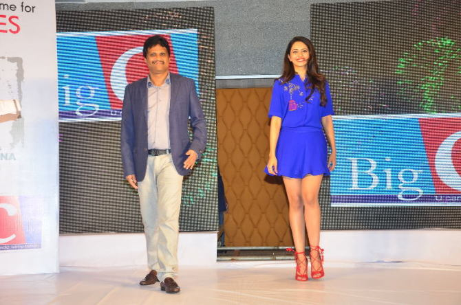 Rakul Preet Singh as Brand Ambassador