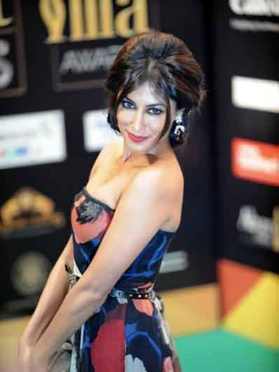 Chitrangada Singh IIFA Awards 2012 Green Carpet Pic