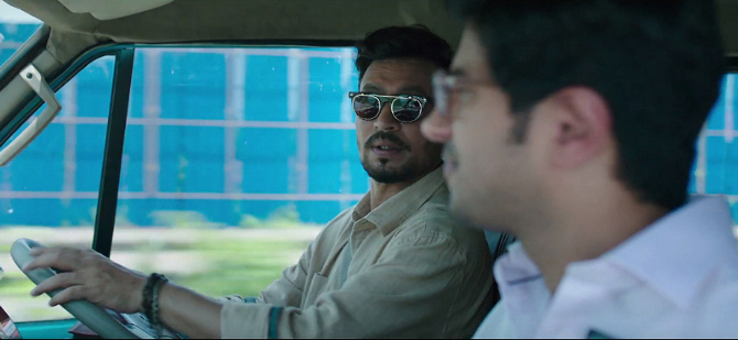 Irrfan Khan starrer KARWAAN Movie Stills  4