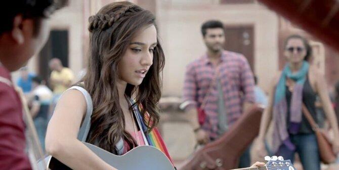 Shraddha Kapoor Half Girlfriend Movie Song Pics  4