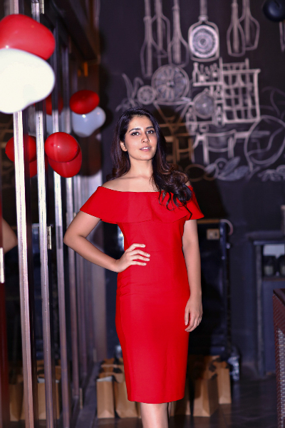 Raashi Khanna Birthday Party  21