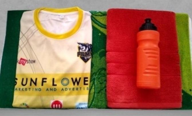 Sport Event Textile