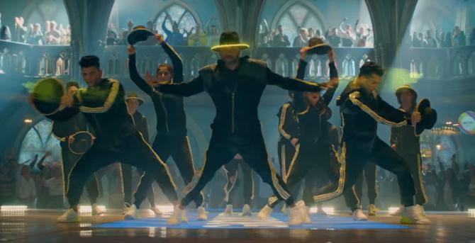 Prabhu Deva starrer Street Dancer 3D Movie Pics  3