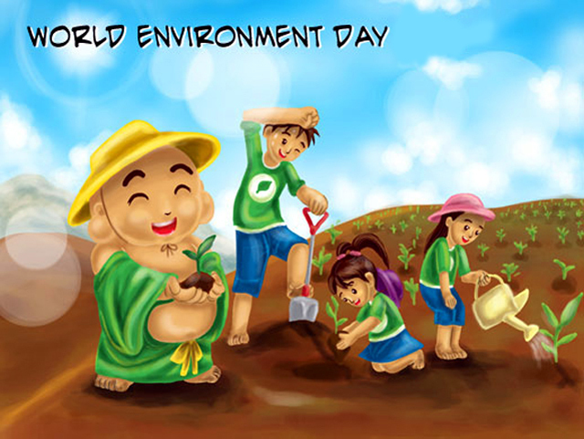 World Environment Day Greetings