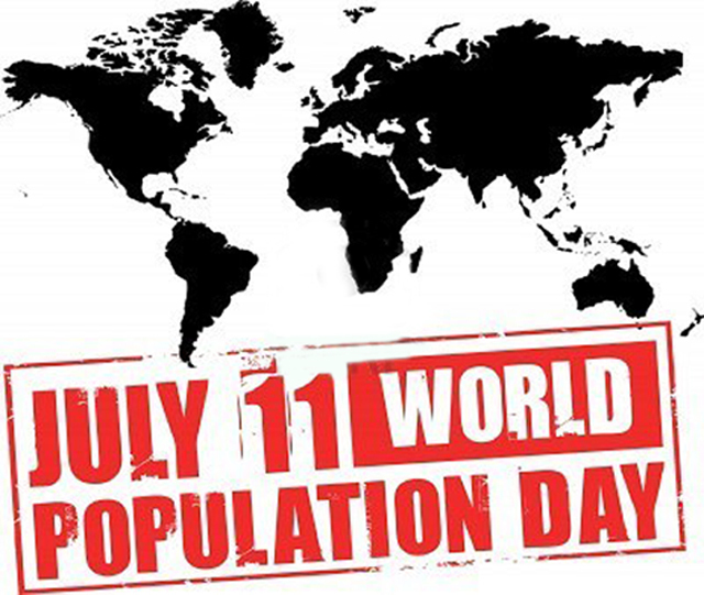 World Population Day July 11 Wallpaper