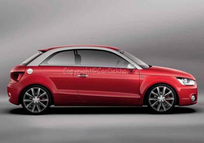 Audi A11 2014