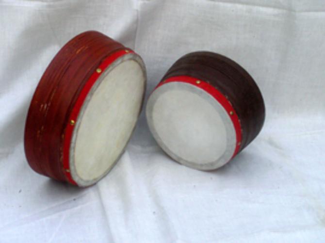 Khanjari Round   2 Sizes