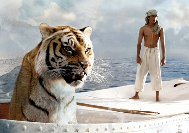 Life of Pi Movie Stills