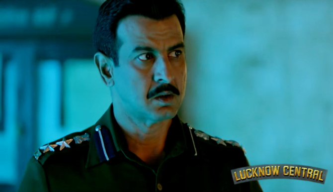 Ronit Roy Lucknow Central Movie Photos  22
