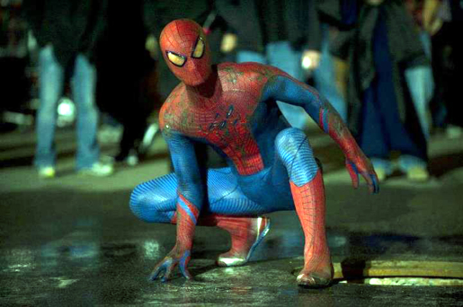 The Amazing Spider Man Movie Stills