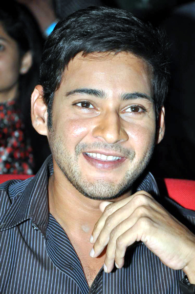 Mahesh Babu Businessman Telugu Film Promotion Pic