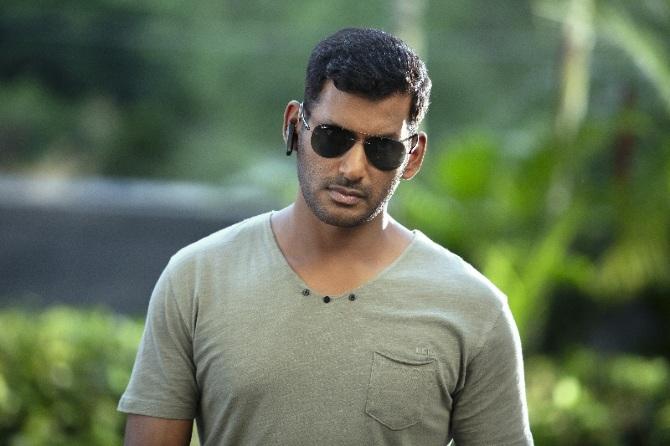 Chakra Tamil Movie Photos  1