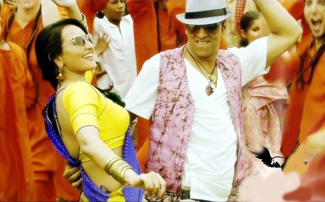 Akshay Kumar Sonakshi Sinha Joker Movie  Song Stills