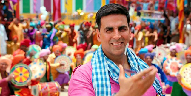 Akshay Kumar Movie Khiladi 786 Movie Song Pic