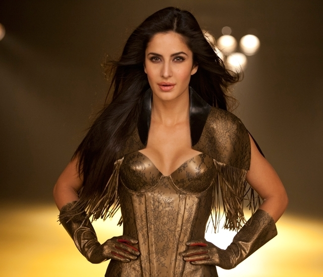 Hot Katrina Kaif in Dhoom 3