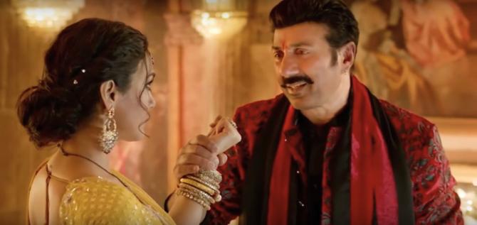 Sunny Doel starrer Bhaiaji SuperhitHindi movie photos  18