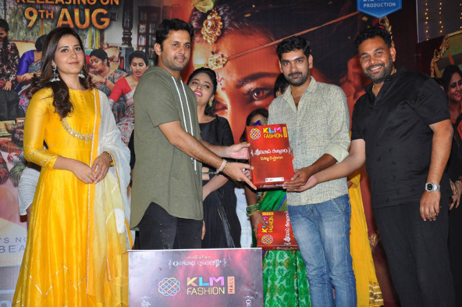 Srinivasa Kalyanam Press Meet  20