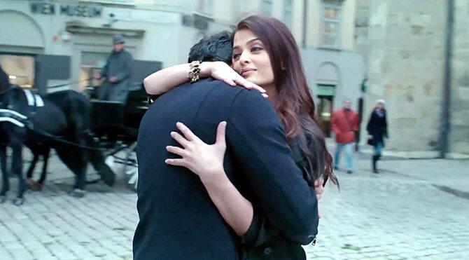 Aishwarya Rai Bachchan  Ranbir Kapoor Ae Dil Hai Mushkil Film Pics