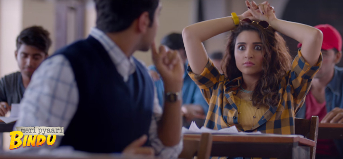 Parineeti Chopra  Ayushmann Khurrana Meri Pyaari Bindu Movie Stills  47