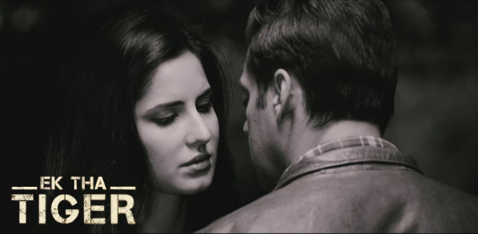 Salman Khan And Katrina Kaif In Ek Tha Tiger: Salman Khan Katrina Kaif Ek Tha Tiger Photo : Ek Tha Tiger