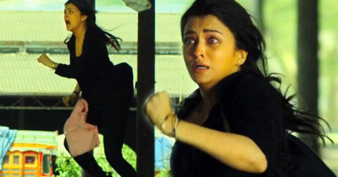 Aishwarya Rai Bachchan Movie JAZBAA Photo
