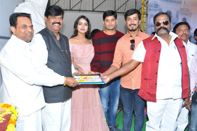 Baggidi Gopal Movie Opening  4