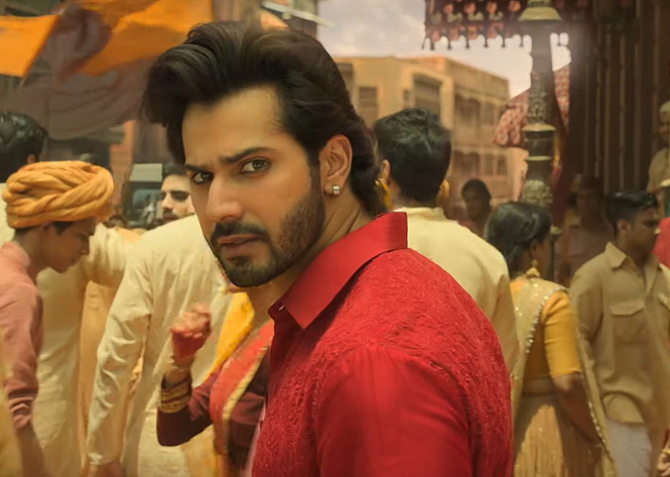 Varun Dhawan KALANK Movie Song Pic