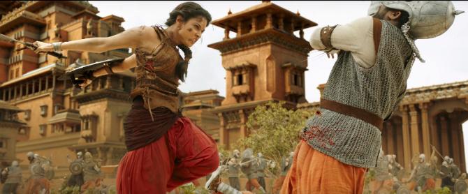 Tamannaah  Bahubali 2 Movie Photos  27