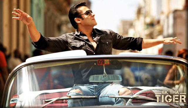 Salman Khan Ek Tha Tiger Images