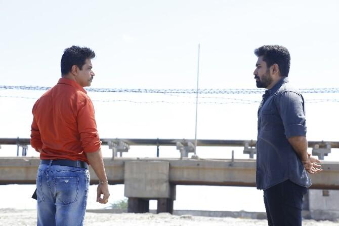 Kolaigaran Tamil Movie Stills  9
