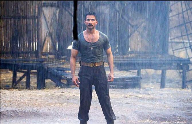 Shahid Kapoor Rangoon Movie Stills  5