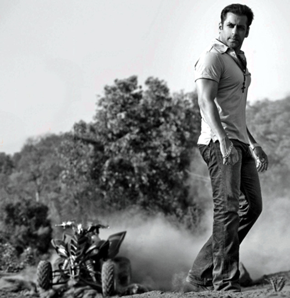 Salman Khan Filmfare June 2012 Magazine Photo