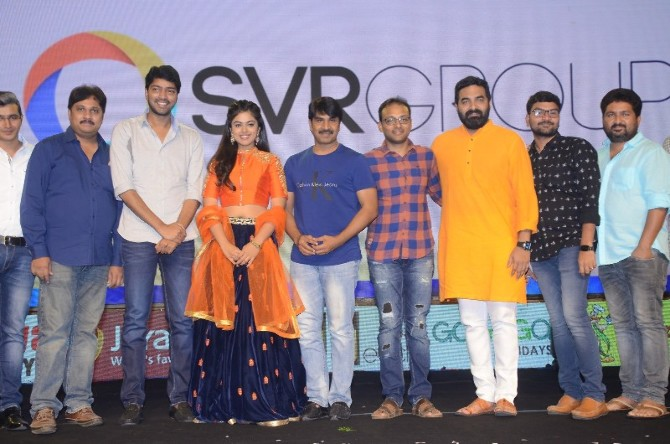 Jamba Lakidi Pamba Movie Pre Release Event  3