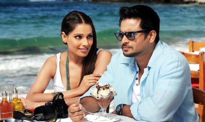 Bipasha Basu and R Madhavan Jodi Breakers Photos