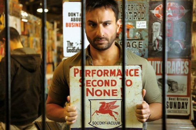 Saif Ali Khan Cocktail Movie Stills