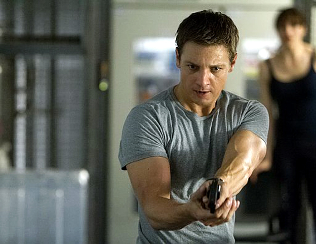 Jeremy Renner in The Bourne Legacy Movie Photo