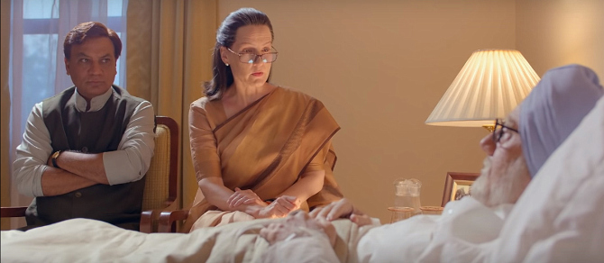 Suzanne Bernert  The Accidental Prime Minister Hindi Movie photos  20