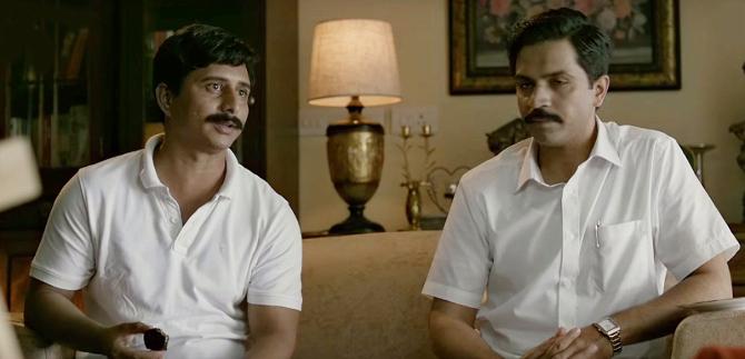 Thackeray Movie Photos  14