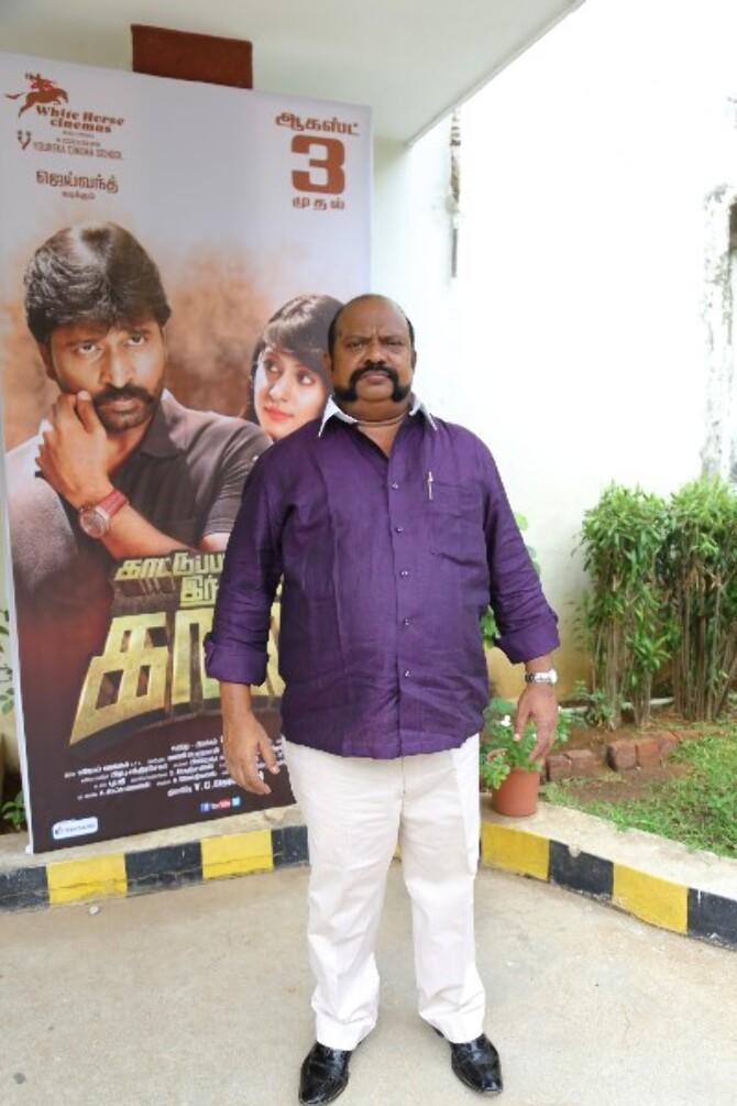 Kattu Paya Sir Intha Kaali Tamil Movie Press Meet  21