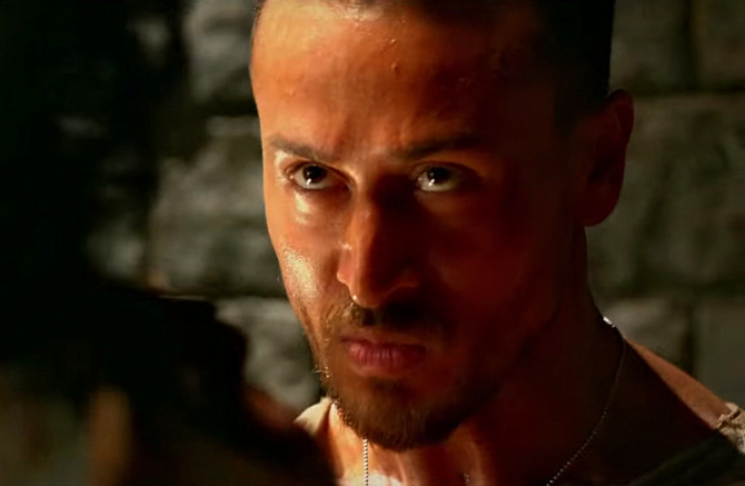 Tiger Shorff  BAAGHI 2 Movie Photos  28
