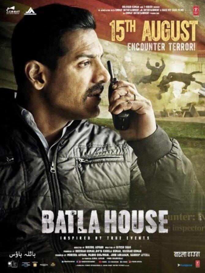 John Abraham in Batla House Movie